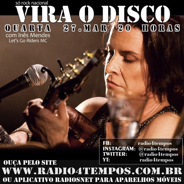 Rádio 4 Tempos - Vira o Disco 41:Rádio 4 Tempos