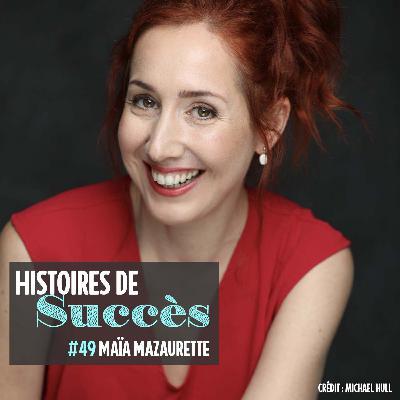 Maïa Mazaurette, des blogs en 2001 à Quotidien en 2020 !
