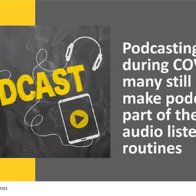 Briefing #10: Nearly half the US still don't listen to podcasts