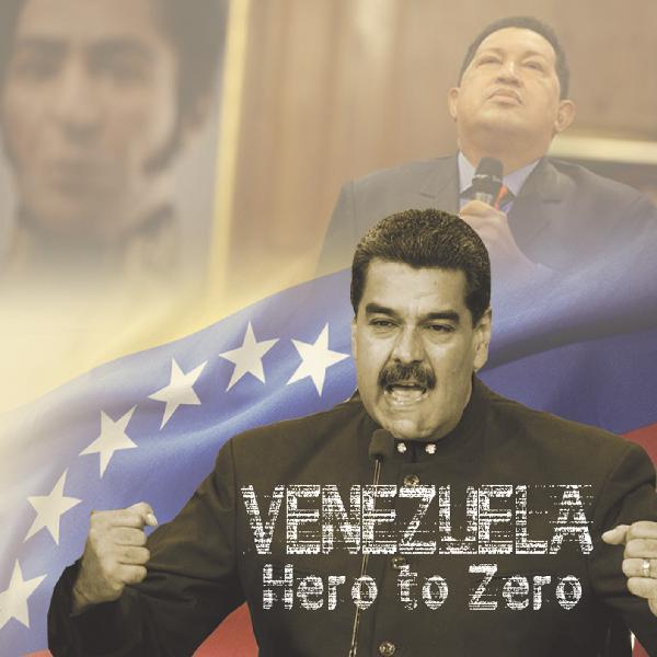 ماجرای فروپاشی اقتصادی سیاسی ونزوئلا