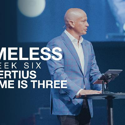 Nameless // Week Six - Tertius, My name is three