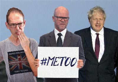 Boris Gets #MeToo'd
