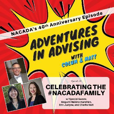 Celebrating the #NACADAfamily - Adventures in Advising