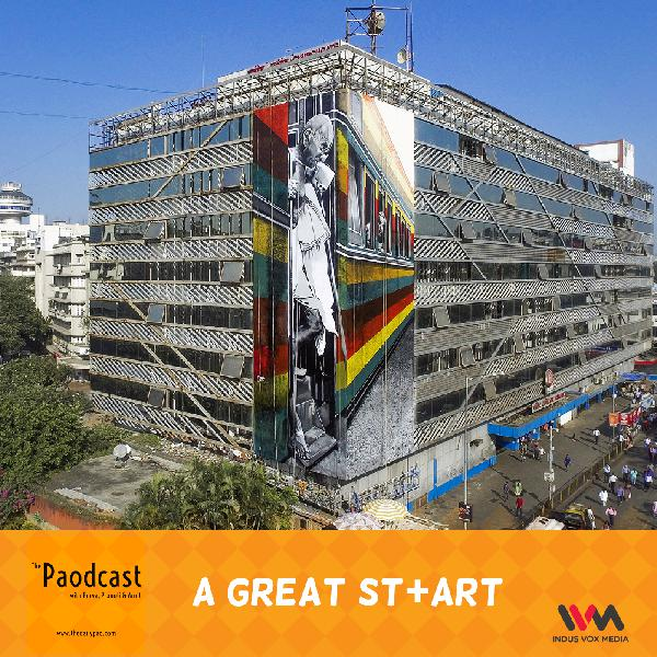 Ep. 89: A Great St+Art