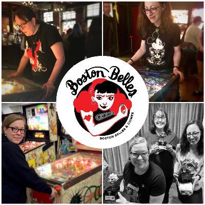 Episode 43: Pinball Happy Hour - Boston Belles & Chimes