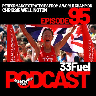 Performance strategies from Ironman World Champion Chrissie Wellington