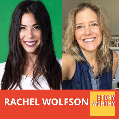 658 - I Watched a Guy Move an Object With His Mind with Comic/Marijuana Advocate Rachel Wolfson