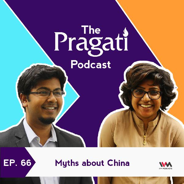 Ep. 66: Myths about China