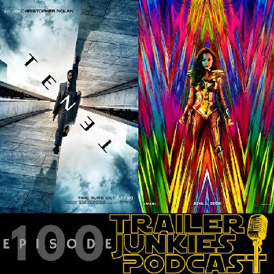 Wonder Woman: 1984, Medical Police, Tenet, & A Quiet Place Part II