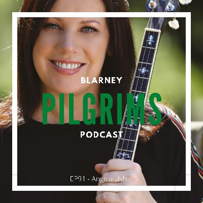 Episode 91: Angela Usher Interview (Banjo, whistle, tenor guitar)
