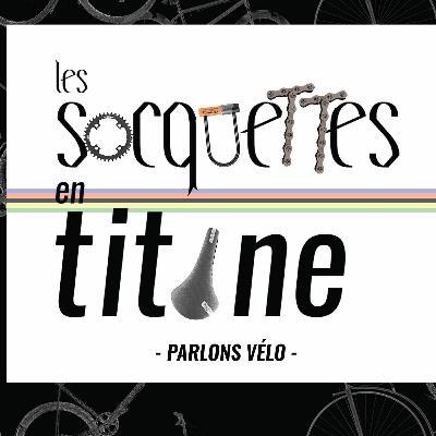 Pause Vélo - Les socquettes en titane 17