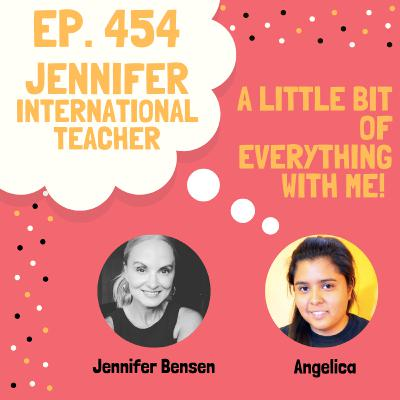 Jennifer Bensen - International Teacher