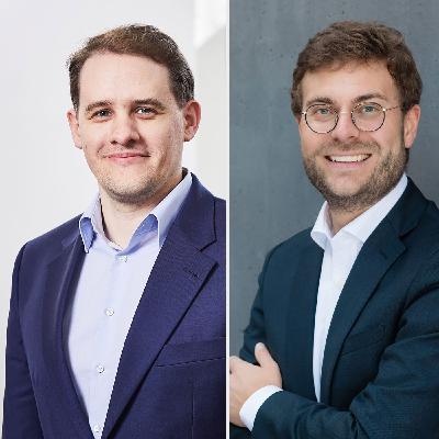 Christian Wellbrock und Christopher Buschow, wie kann deutscher Journalismus innovativer werden?