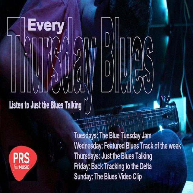 Just the Blues Talking
