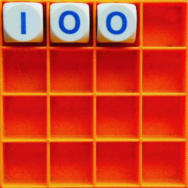 100. The Hundredth