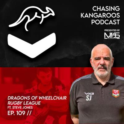 Ep #109 | Dragons of Wheelchair Rugby League