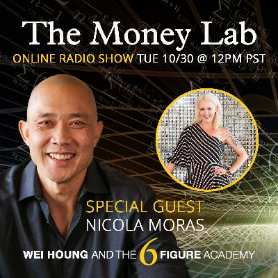 """Episode #86 - The """"Work Hard To Get Rewarded"""" Money Story with guest Nicola Moras"""