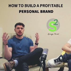 How To Build a Profitable Personal Brand. Q+A at the S² Lounge Ep 2