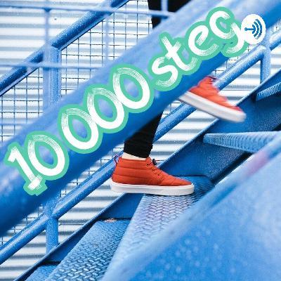 Det tionde steget - det viktigaste är att komma ut