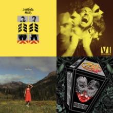 Top 10 des sorties d'albums du 15/01/21 pop/folk/rock/electro/jazz/funk/soul #118