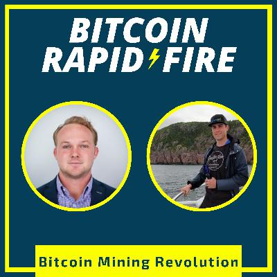 BITCOIN IS REVOLUTIONIZING THE LEGACY ENERGY INDUSTRY with Steve Barbour and Marty Bent