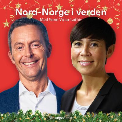 Romjulsprat: Ine Eriksen Søreide