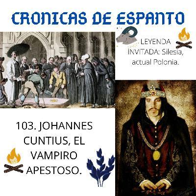 103. Crónicas de Espanto. El vampiro apestoso. Polonia.