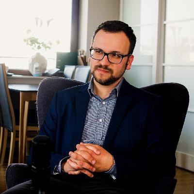 #20 Adam Kuzdralinski - biotechnolog, naukowiec o koronawirusie
