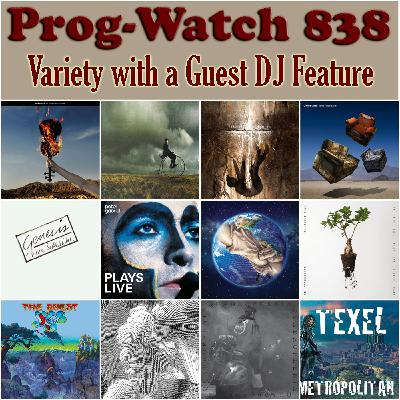 Episode 838 - Variety with a Guest DJ Feature