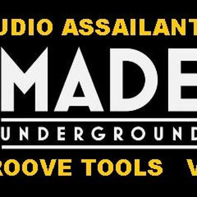 AUDIO ASSAILANTS GROOVE TOOLS Anymore
