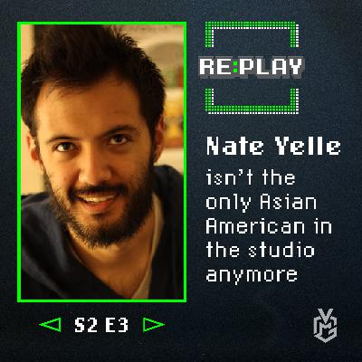 Nate Yelle Isn't the Only Asian American in the Studio Anymore