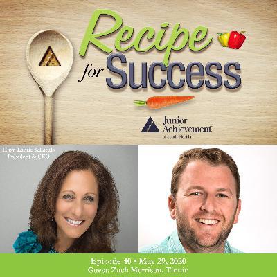 Recipe for Success with Guest Zach Morrison, Tinuiti