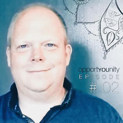 02 - Diagnosis: Anxiety, depression and stress - how reframing the mind, meditation and EFT can help - with Graham Nicholls