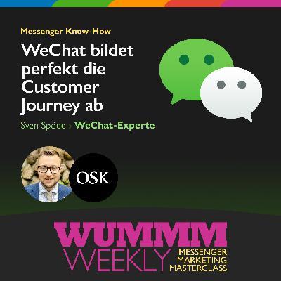 Sven Spöde -  Was muss ich über WeChat wissen?