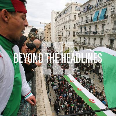 A year of protests in Algeria