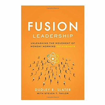 Podcast 711: Fusion Leadership with Dudley Slater