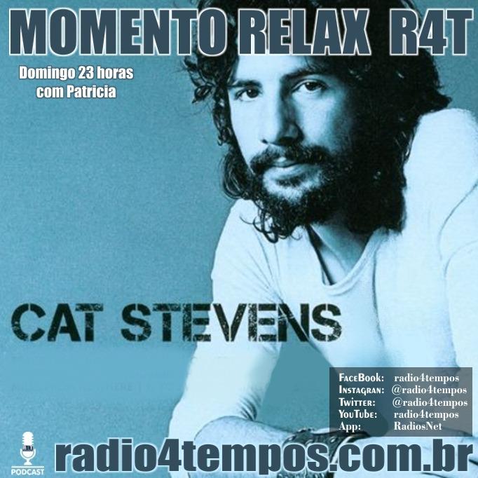 Rádio 4 Tempos - Momento Relax - Cat Stevens:Rádio 4 Tempos