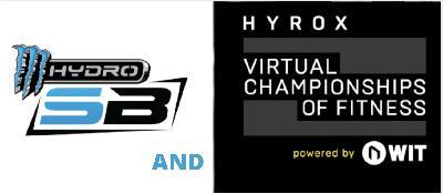 Hyrox Virtual Championships of Fitness & Monster Hyrdro Stadium Blitz