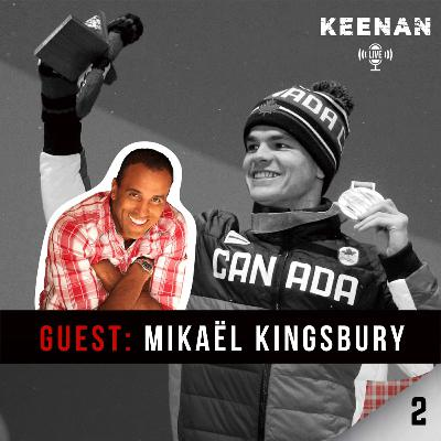 Keenan LIVE 2 with Mikaël Kingsbury