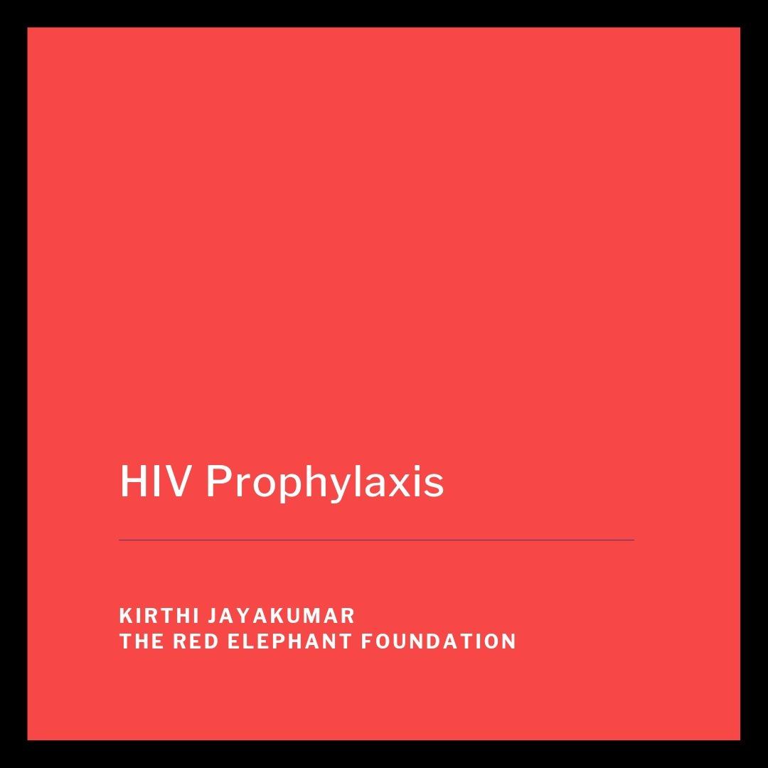 Episode 12 - HIV Prophylaxis