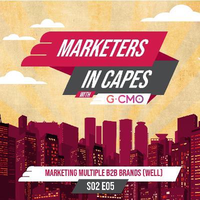 Marketing Multiple B2B Brands (Well): Melissa Zeloof, VP Marketing at ironSource