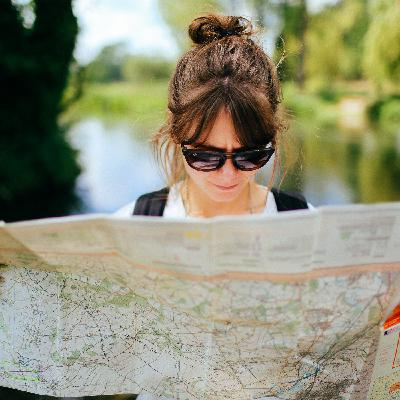Fall Study: Navigating with the Wrong Map