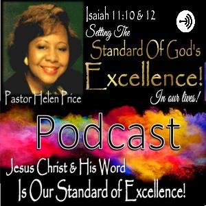 Pastor Helen Price Podcast 39 - -Diversities (Differences)  operations
