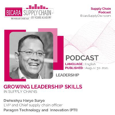 147. Growing leadership skills in supply chains