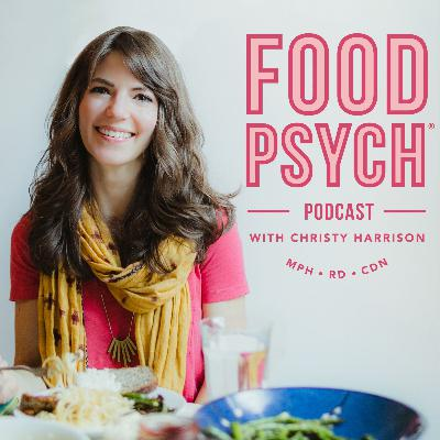 #251: Anti-Diet Pregnancy and Body-Image Resources with Summer Innanen, Plus the State of the Science on COVID-19 and Weight