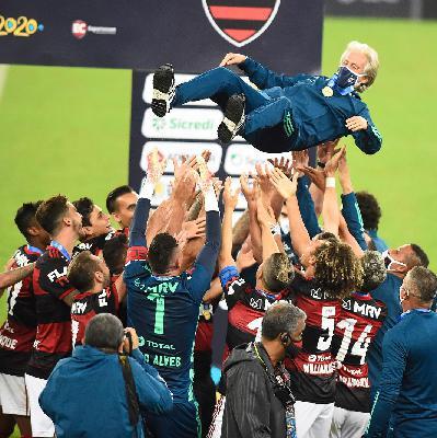 GE Flamengo #70 - Com mais um título na bagagem, o que esperar do futuro de Jorge Jesus?