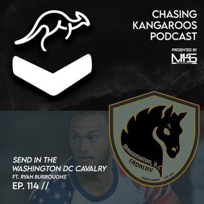 Ep #114 | Send in the Washington DC Cavalry