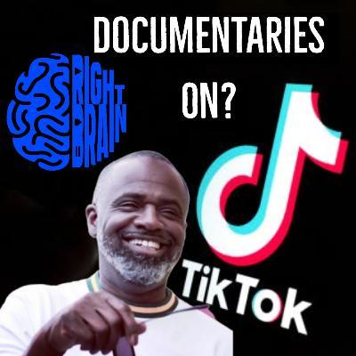 Right Brain Stories: Diggin' Docs idea development. Episode #2