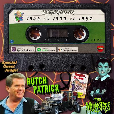 Eddie Munster himself TV star Butch Patrick guest judges this frighteningly close fight between 1966, 1977, and 1982!