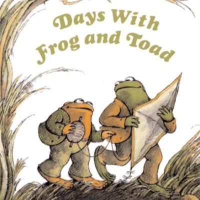 Frog & Toad - The Shivers by Arnold Lobel